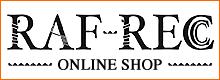 Raf Rec Web Shop