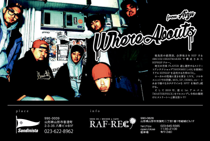 WHEREABOUTS-URA